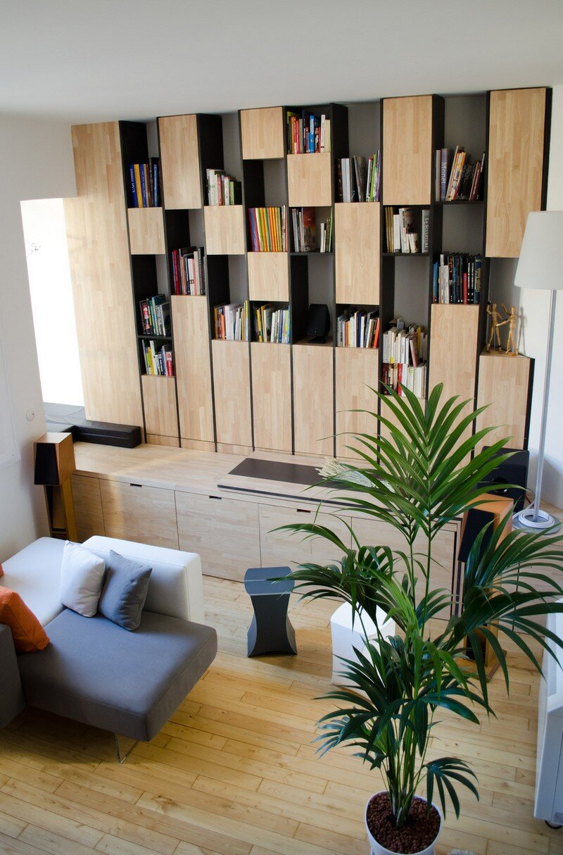 Small Bordeaux Apartment Revealing a Good Space Distribution 7