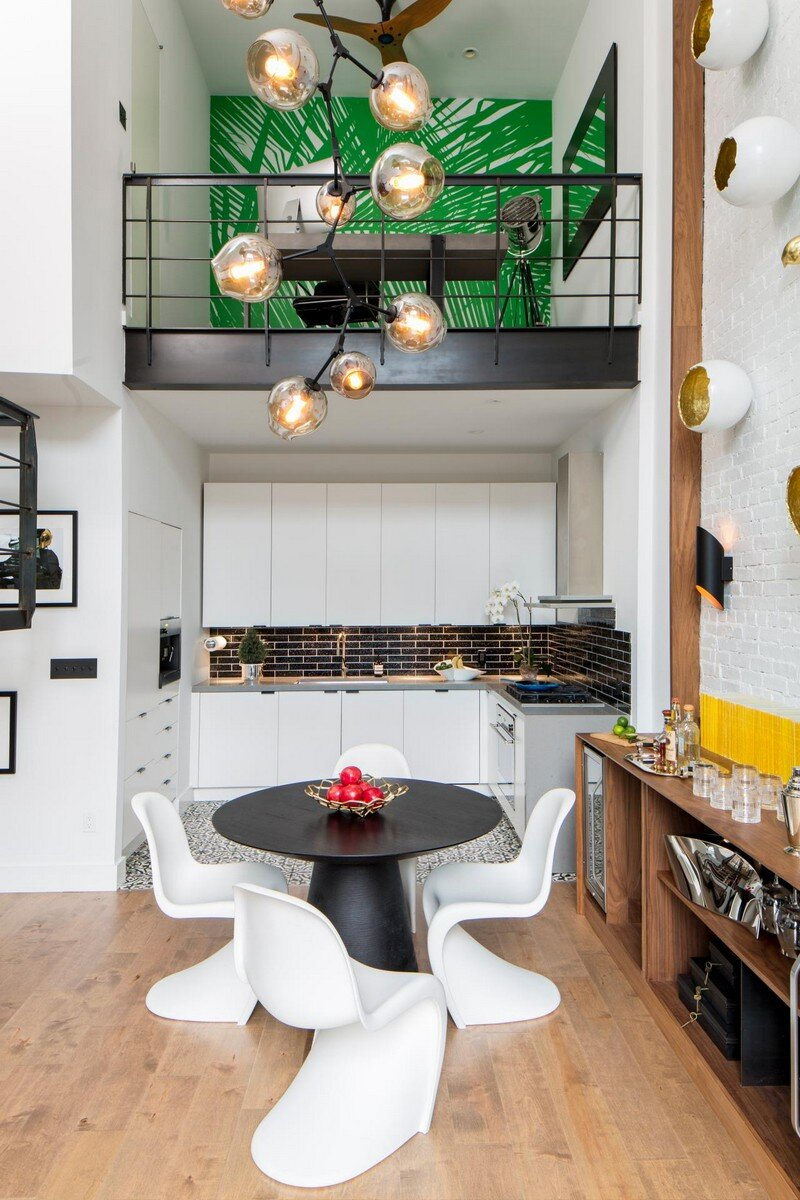 Soho Duplex Renovation in New York Decor Aid 5