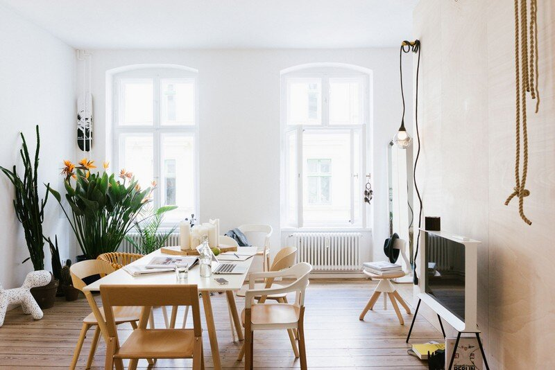 The FvF Apartment in Berlin – Visions of Urban Living 9
