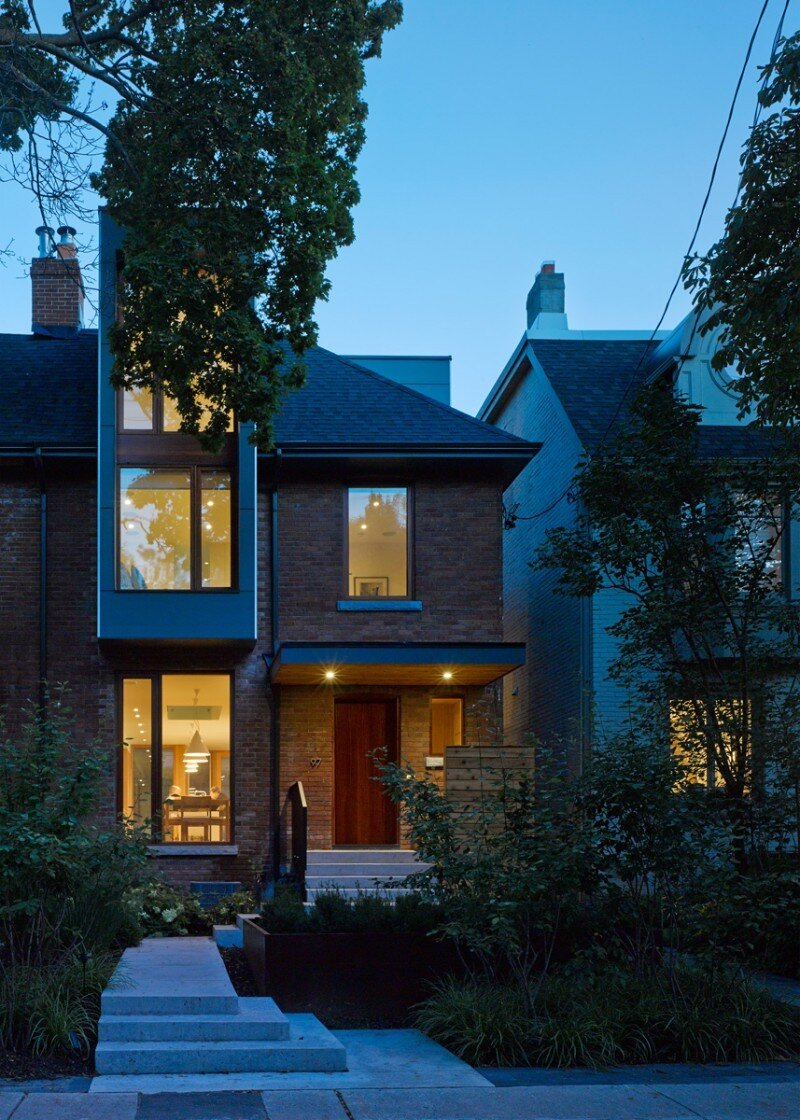 Three Dormer House in Toronto Superkul (1)