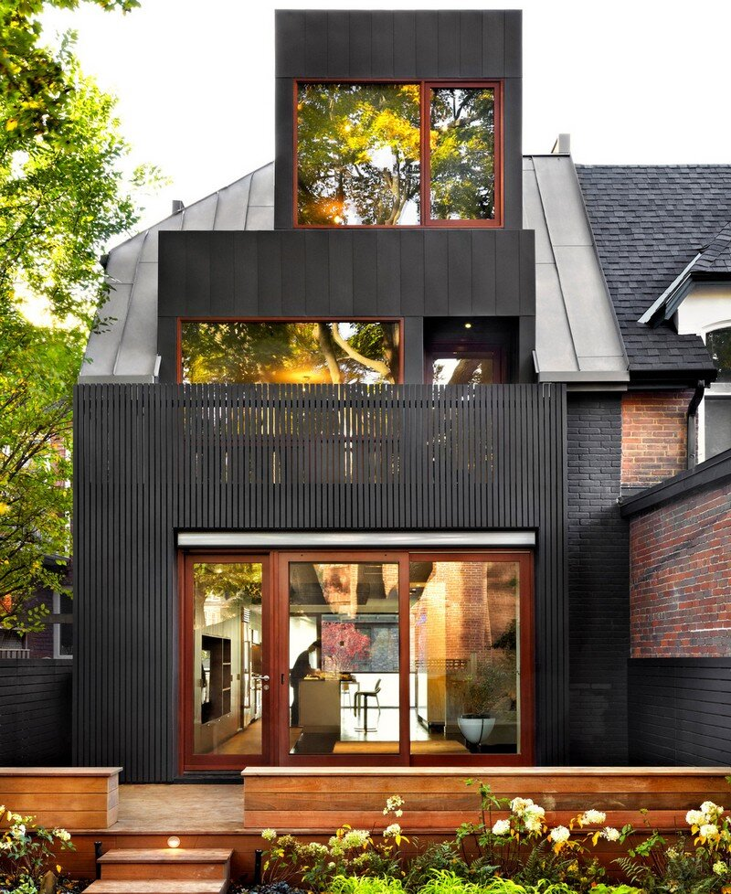 Traditional Toronto House Transformed into Tasteful Modern Home (1)