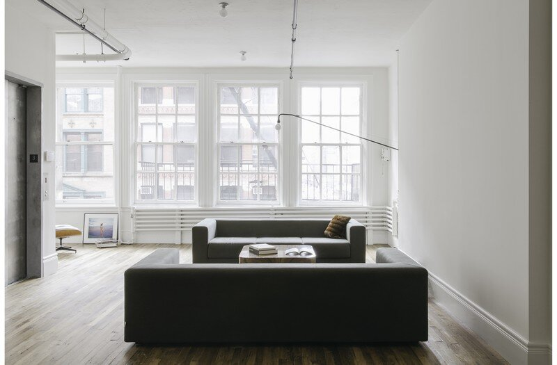 Two-Bedroom Home for a Family of Three / Bond Street Loft 3