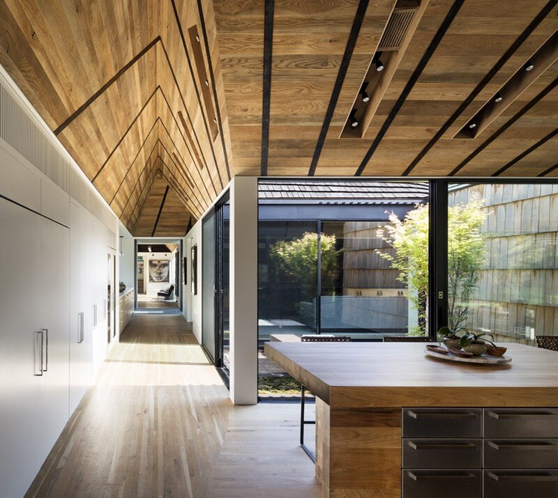 Underhill House - A Family Home Inspired by Quaker Values / Bates Masi Architects 6