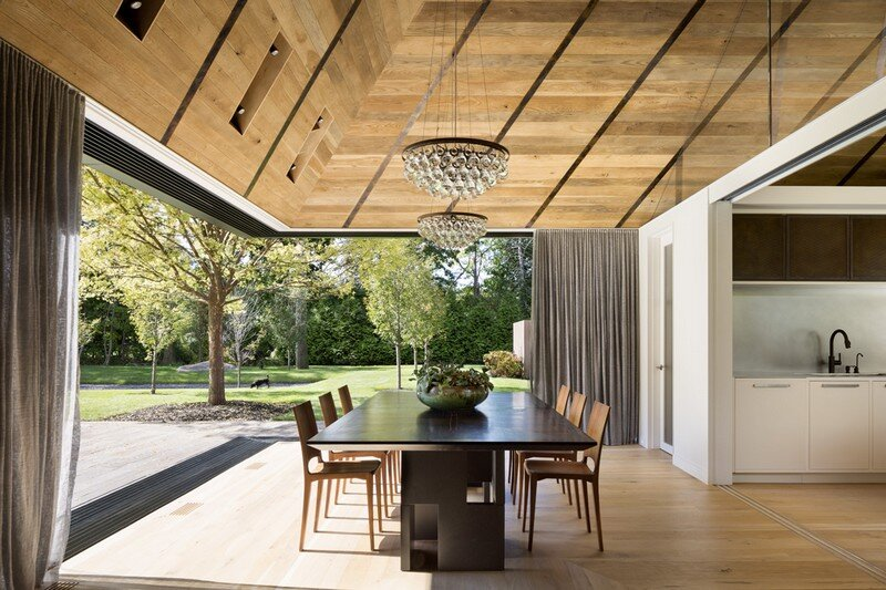 Underhill House - A Family Home Inspired by Quaker Values / Bates Masi Architects 9
