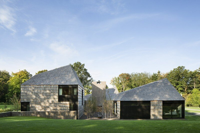 Underhill House - A Family Home Inspired by Quaker Values / Bates Masi Architects 1