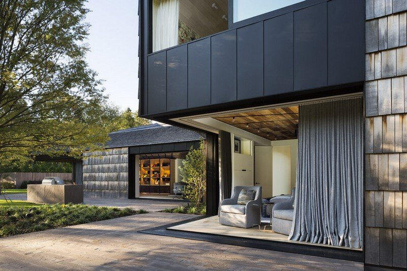 Underhill House - A Family Home Inspired by Quaker Values / Bates Masi Architects 5
