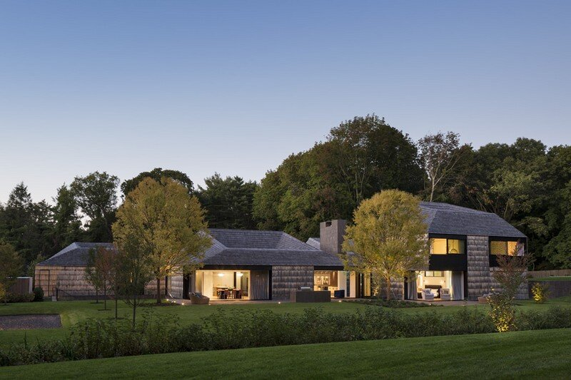 Underhill House - A Family Home Inspired by Quaker Values / Bates Masi Architects 14