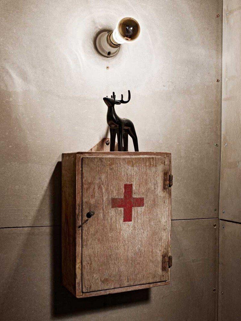 Vintage Style Mini Loft in Budapest / A + Z Design Studio 12