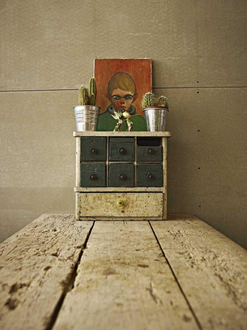 Vintage Style Mini Loft in Budapest / A + Z Design Studio 5