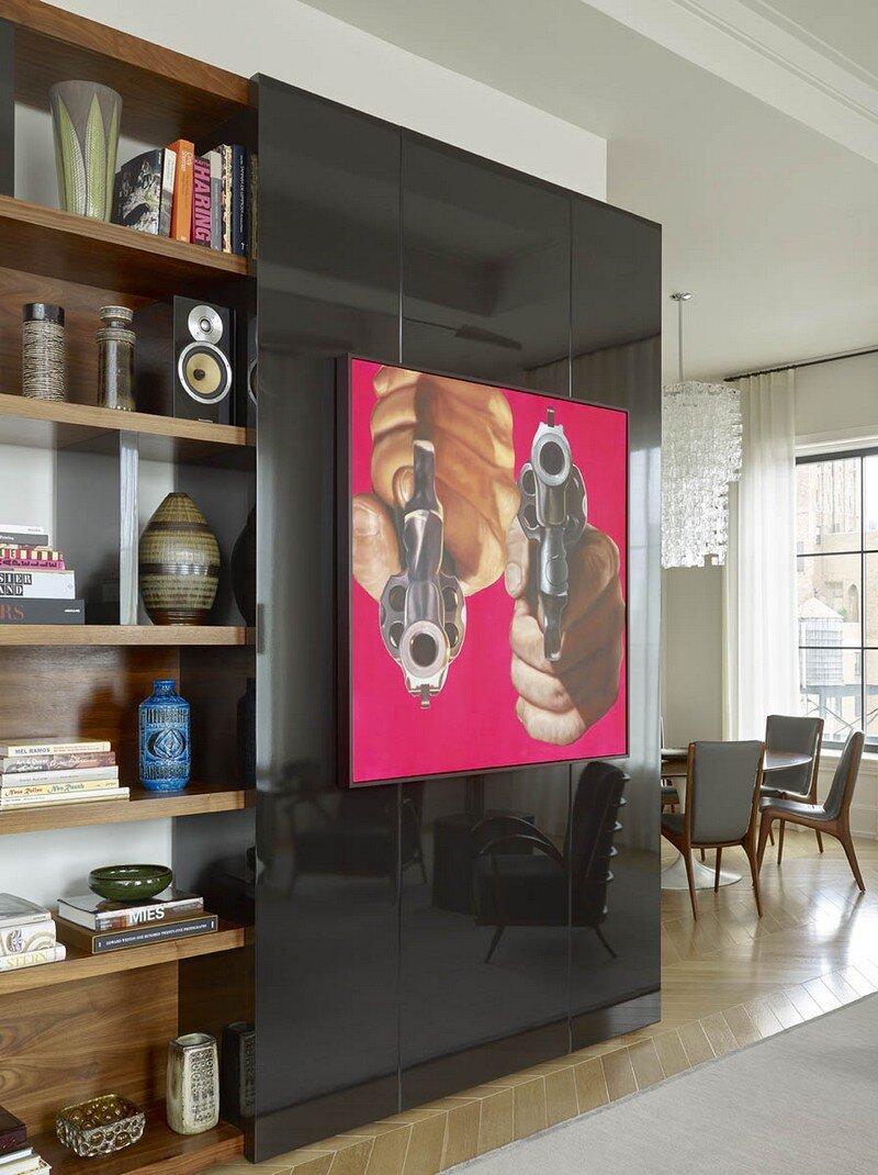 Walker Tower   Artful Living By David Scott Interiors 4