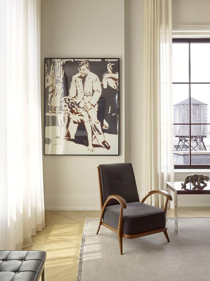 Walker Tower - Artful Living by David Scott Interiors 3