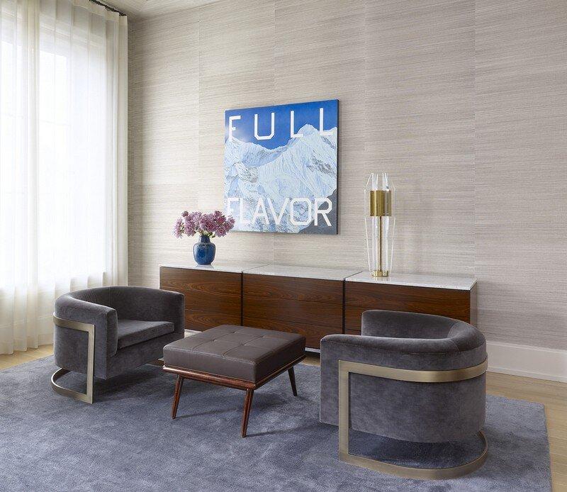 Walker Tower   Artful Living By David Scott Interiors 8