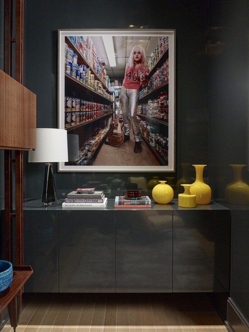 Walker Tower - Artful Living by David Scott Interiors 9
