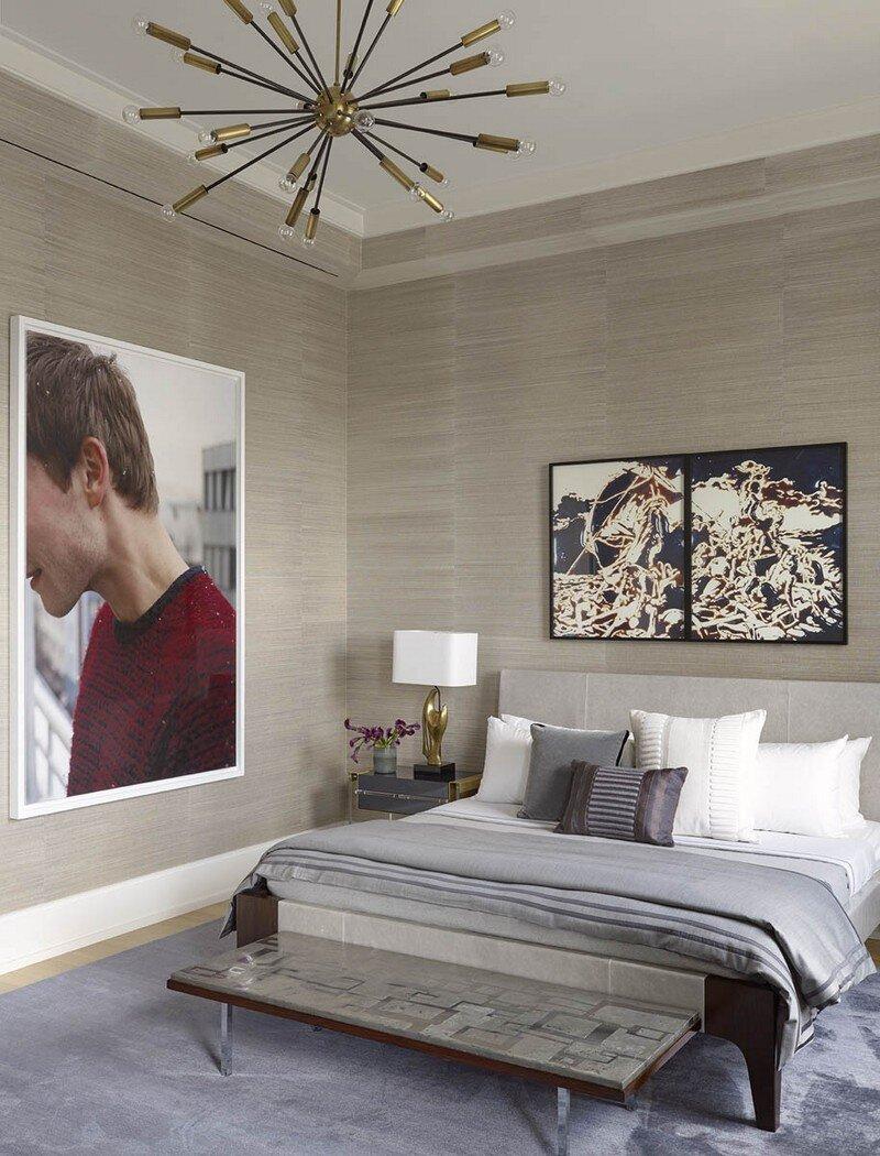 Walker Tower - Artful Living by David Scott Interiors 5