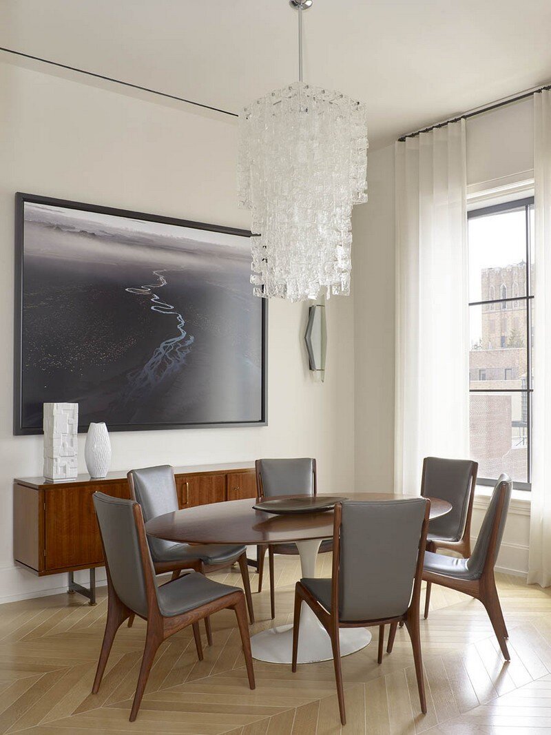 Walker Tower - Artful Living by David Scott Interiors 2
