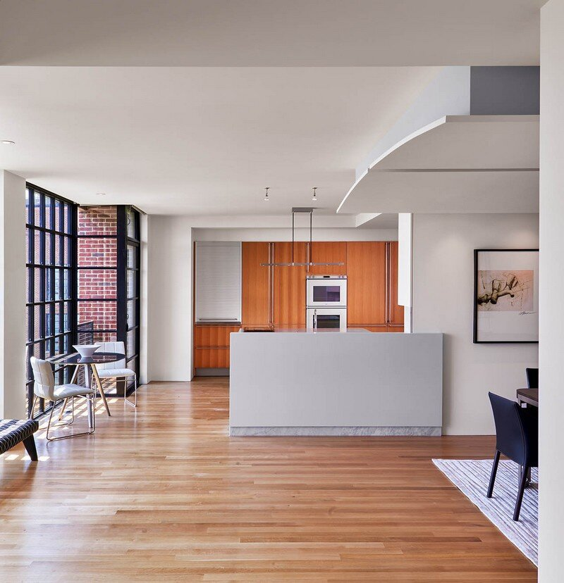 Water Street Flat in Washington Richard Williams Architects 5