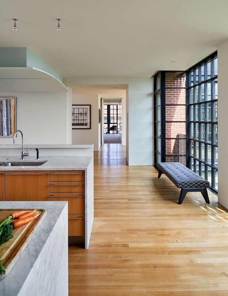 Water Street Flat in Washington Richard Williams Architects 4