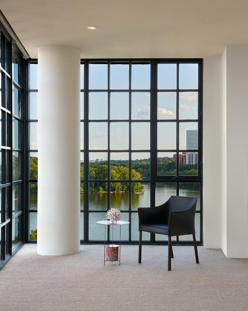 Water Street Flat in Washington Richard Williams Architects 7