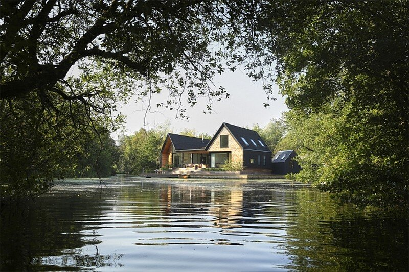 Backwater House