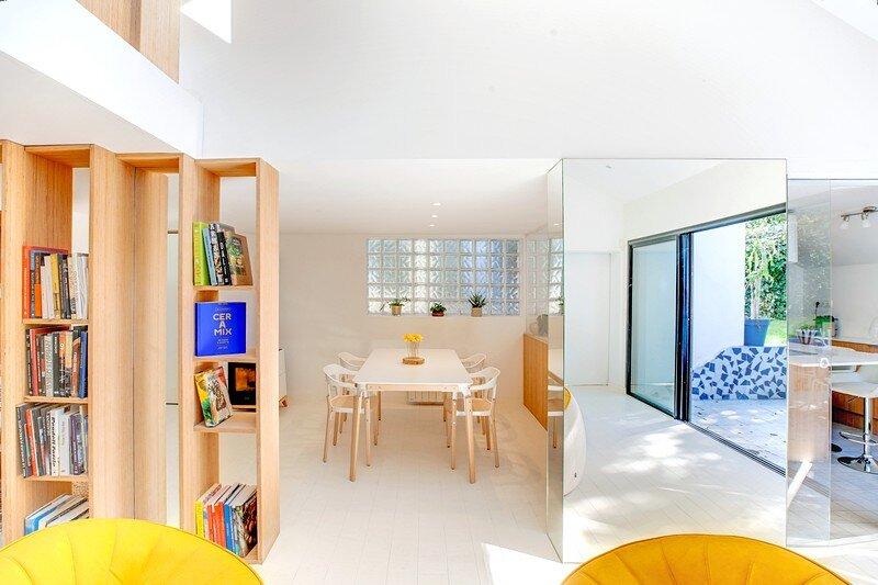 Bookshelf House 3