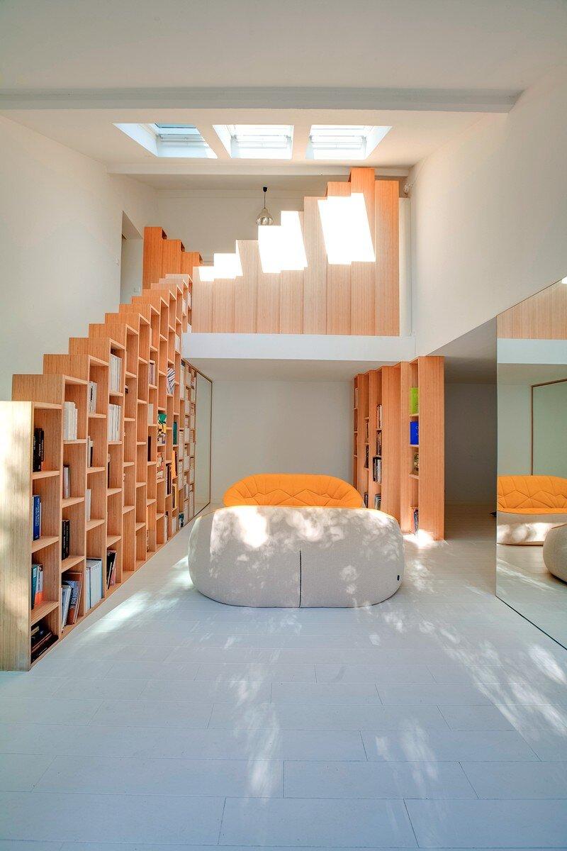 Bookshelf House 2