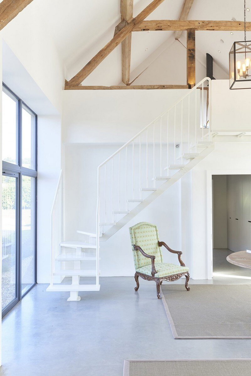 Contemporary Barn Conversion 3