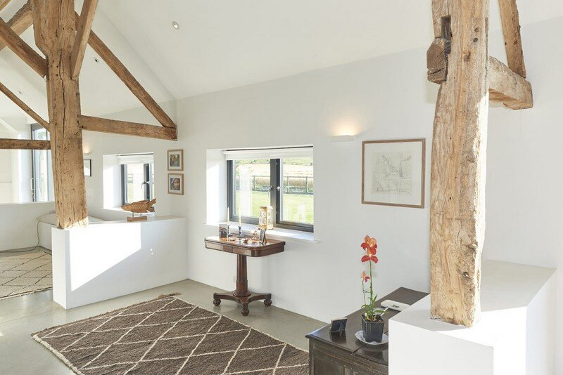 Contemporary Barn Conversion 4