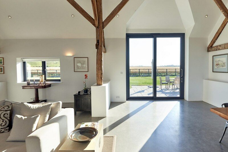Contemporary Barn Conversion 1