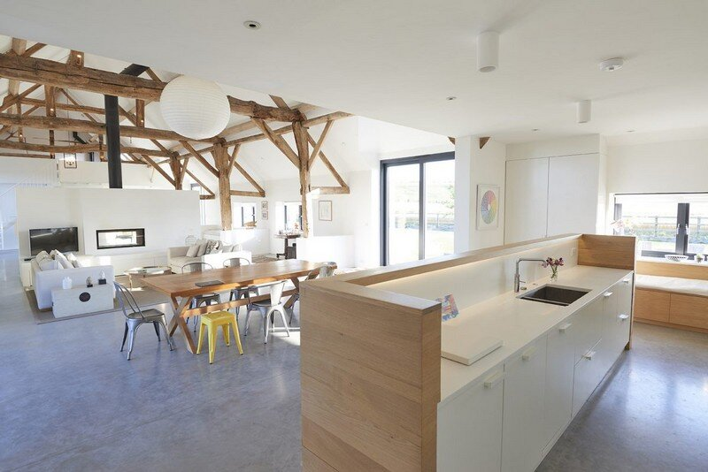 Contemporary Barn Conversion 8