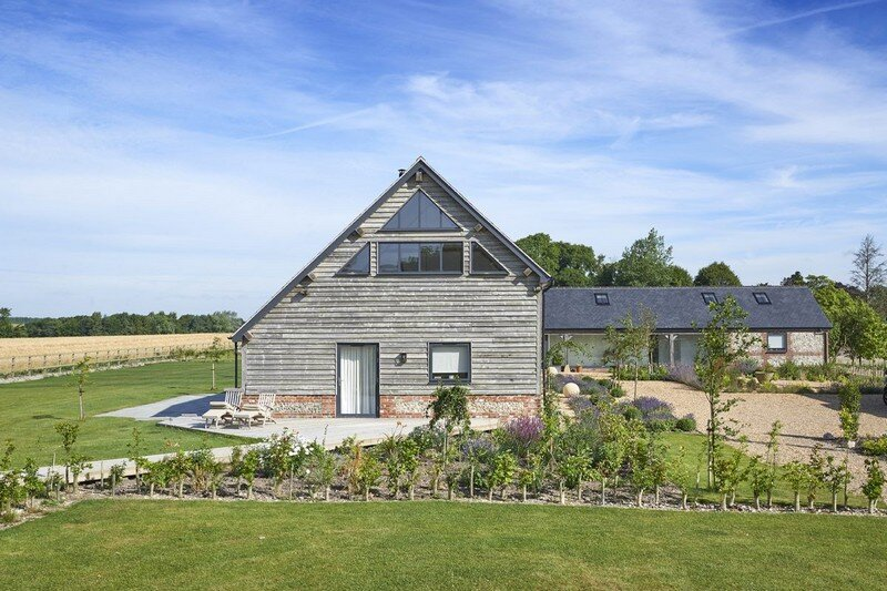 Contemporary Barn Conversion 19