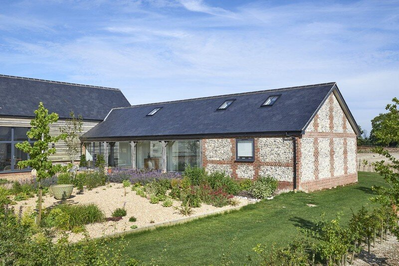 Contemporary Barn Conversion 18