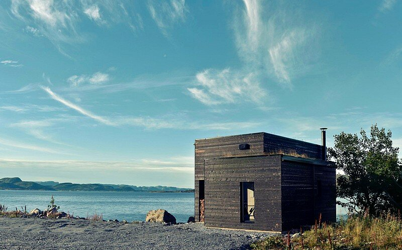 Hadar Hus – Modern Rural Home on the Coast of Norway
