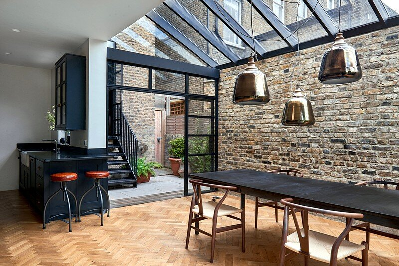 Highbury Hill House by Blee Halligan Architects