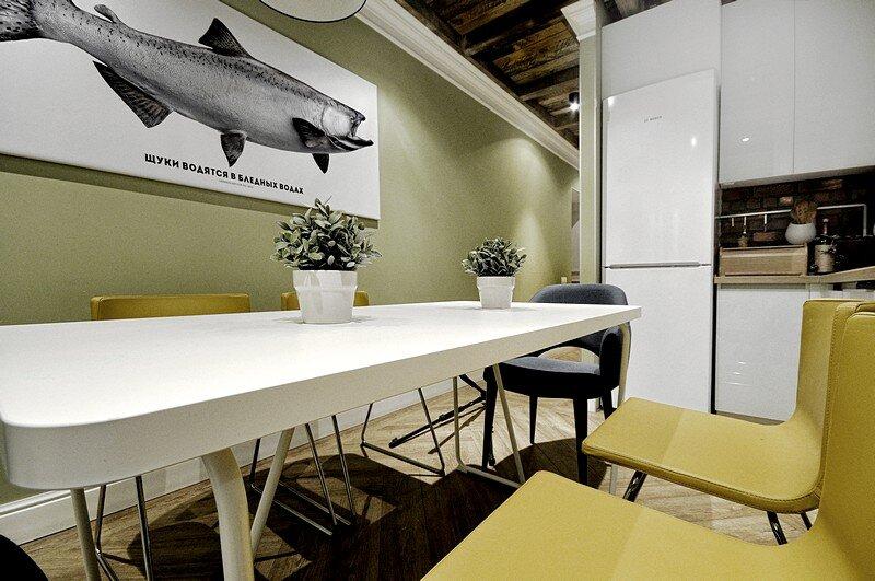 Lastfloor Kitchen 1
