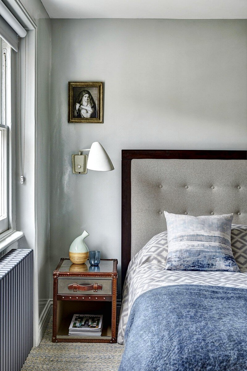 Living Space For A Woman In West London Sigmar
