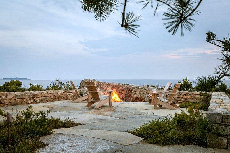 Oceanfront Retreat Maine 2