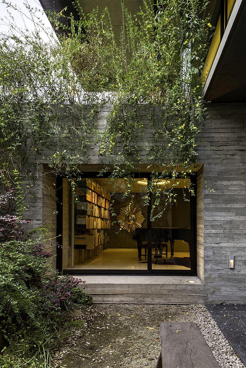 PN House in Mexico City 7