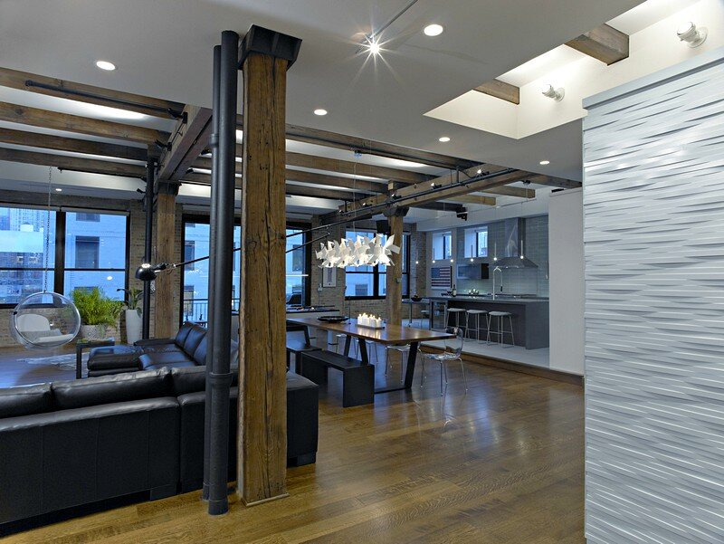 River North Loft 3