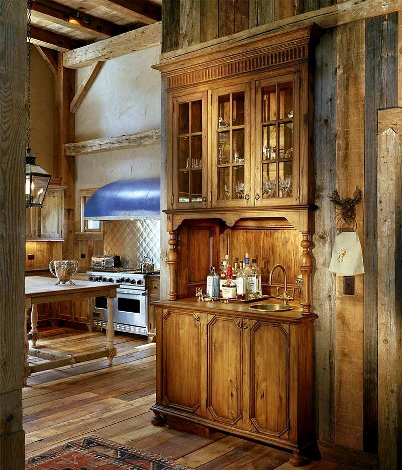 1870 Rustic Barn Restored By Douglas Vanderhorn Architects