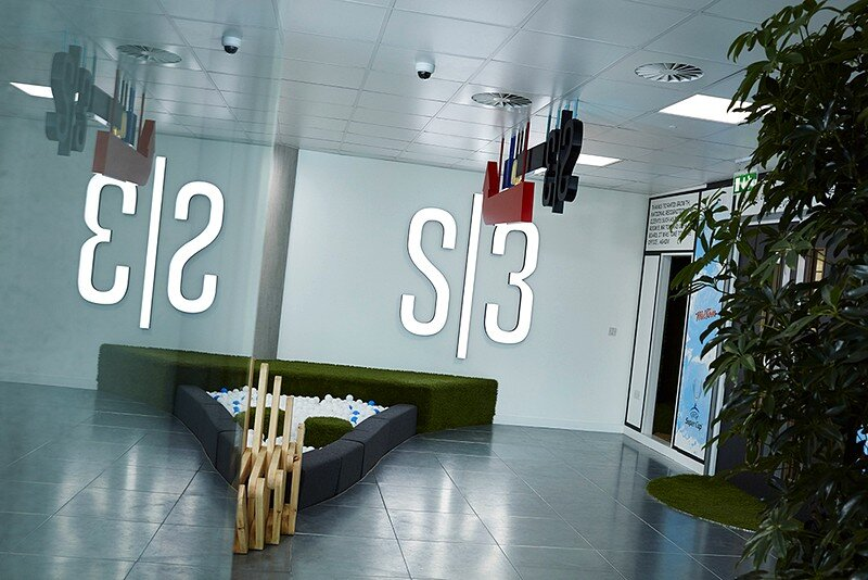 S3 Advertising by Paramount Interiors Cardiff