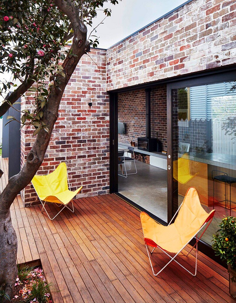 Semi Detached Sydney House 8