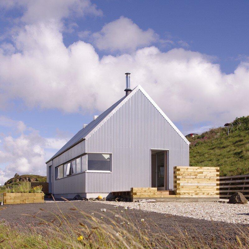 Rural Design Ruraldesign: Tinhouse: Rural House On The Isle Of Skye / Scotland