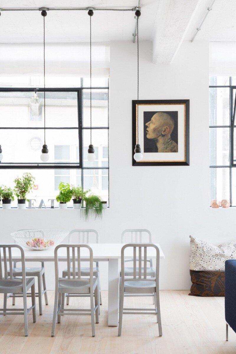 West London Loft Apartment 8