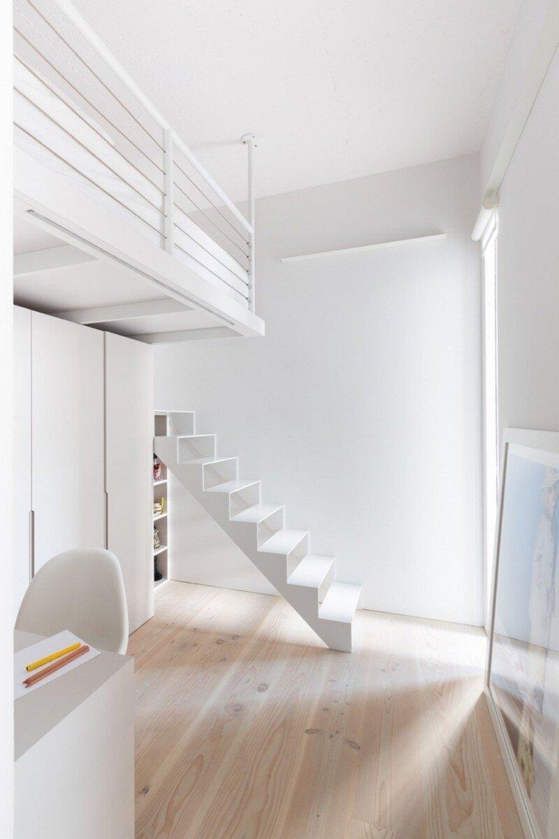 West London Loft Apartment 10