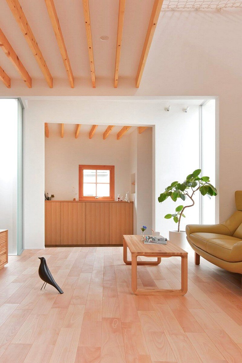 Yamashina house by alts design office for Office design instagram