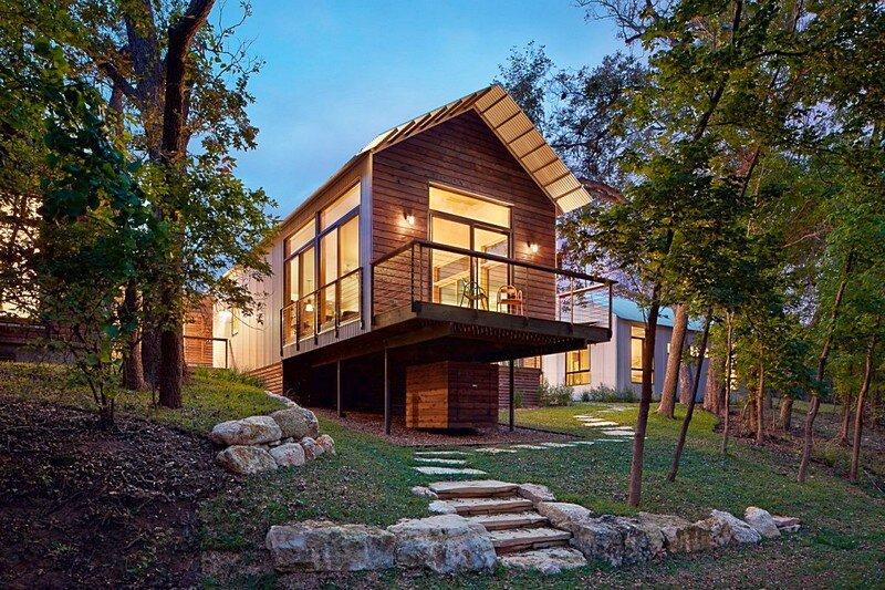 2001 Odyssey - Porch House