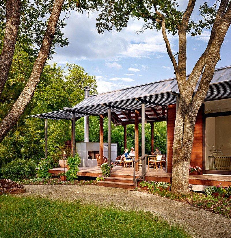 2001 Odyssey - Porch House 1