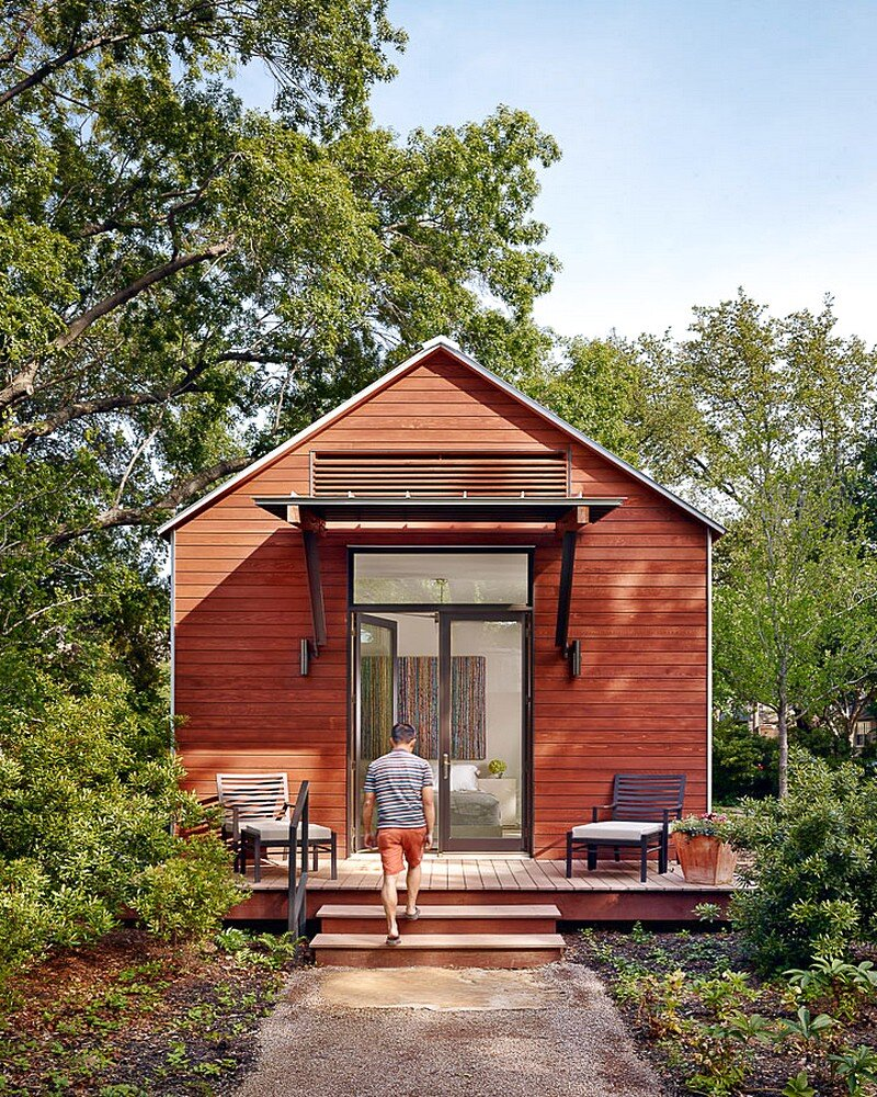 2001 Odyssey - Porch House 2