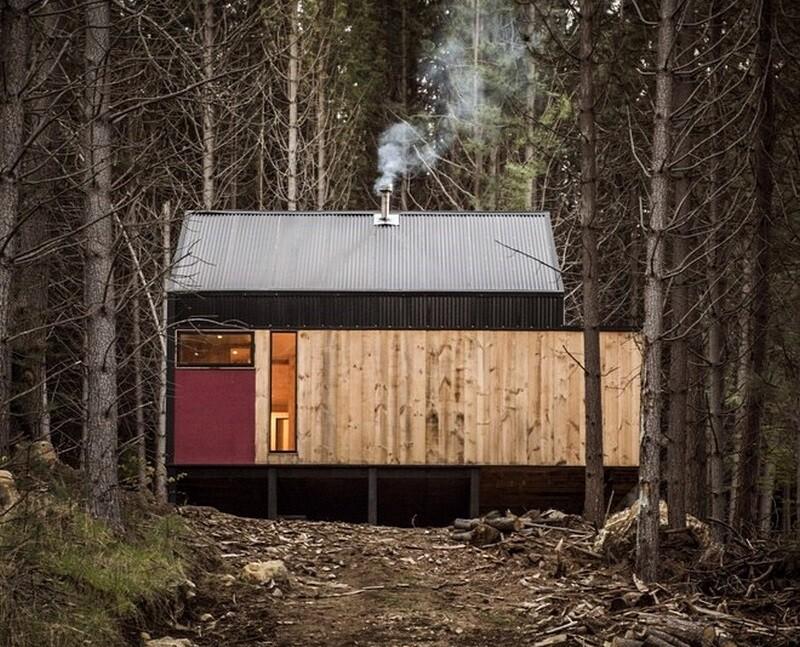 Casa La Quimera in Chilean Patagonia / Carlos Torres Alcalde