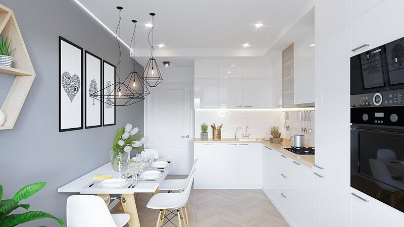Comfortable Scandinavian Apartment 7